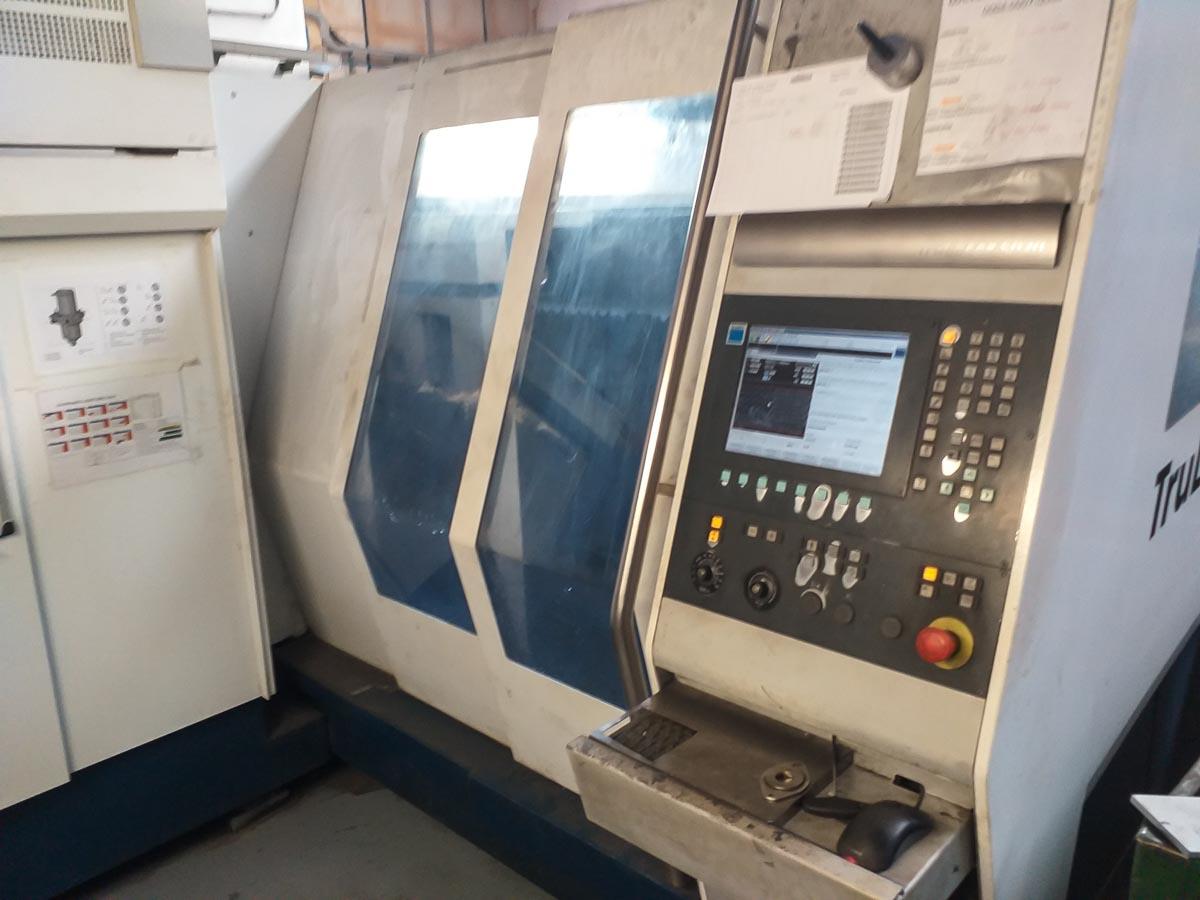 TRUMPF TruLaser 5030 Laser cutting machine (CO2) (2010) id10244