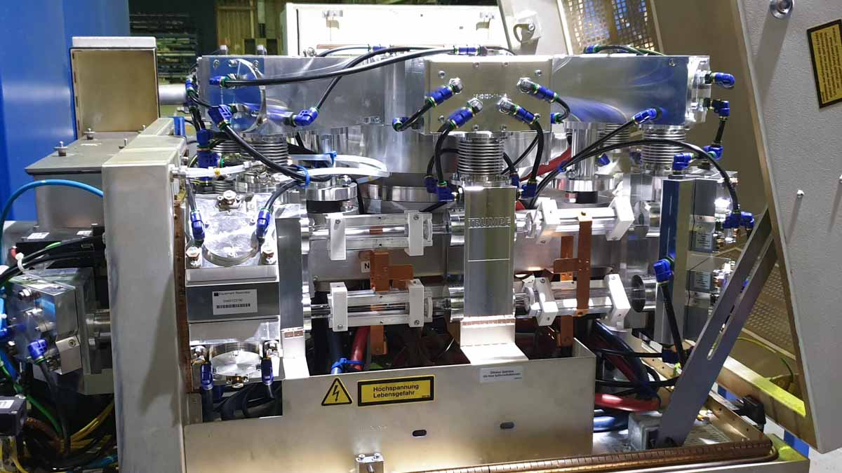 Resonador CO2 TRUMPF TLF 4000 (2012) id10191