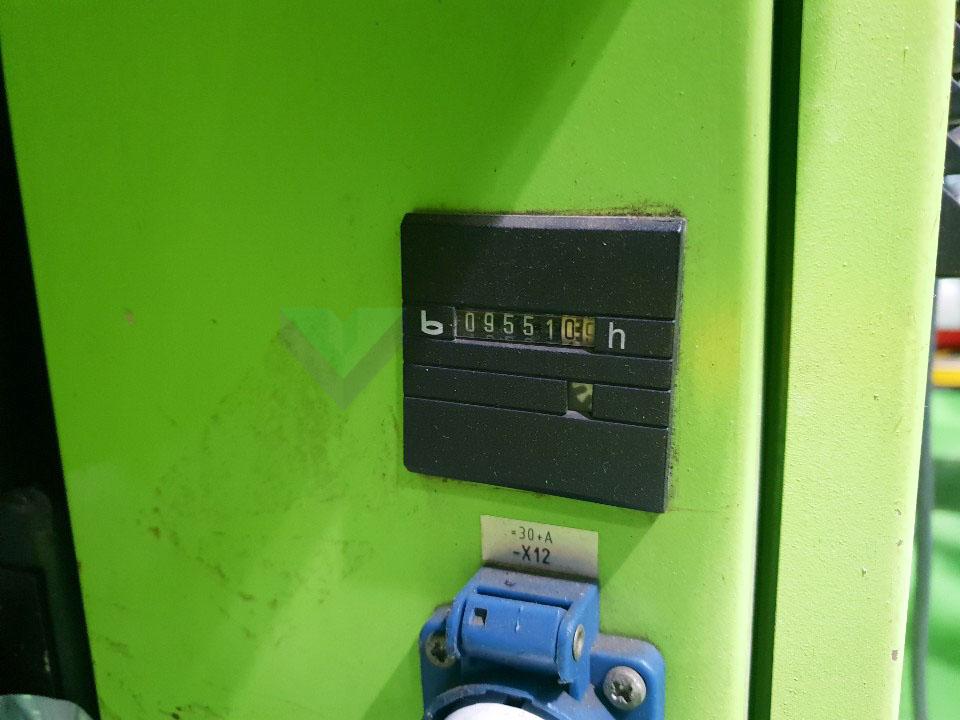 Máquina de moldeo por inyección de 45t ENGEL ES 200 / 45 HL PRO SERIES (2003) id10123