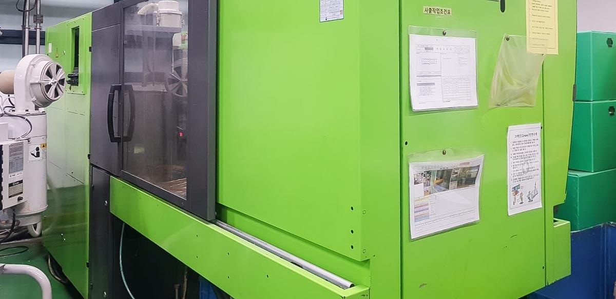 Máquina de moldeo por inyección de 80t ENGEL VICTORY VC 300 / 80 TECH PRO (2007) id10182