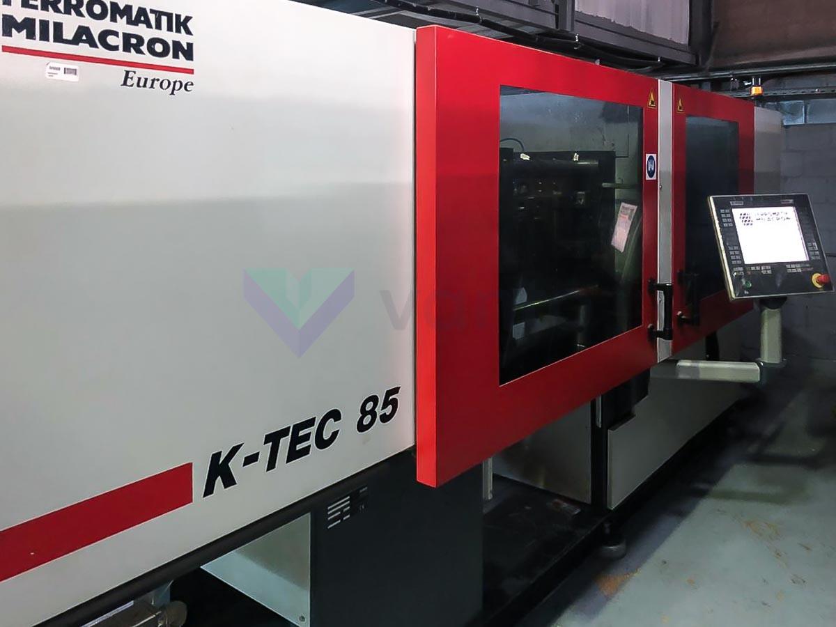 Machine de moulage par injection 85t FERROMATIK K 85 (2010) id10156