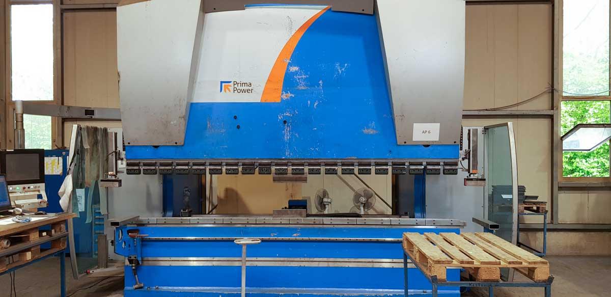 Plegadora CNC PRIMA P-3240 (2014) id10246